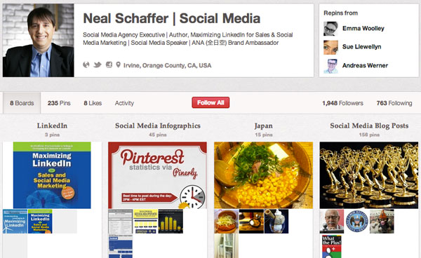 Neal Schaffer Social Media Strategist