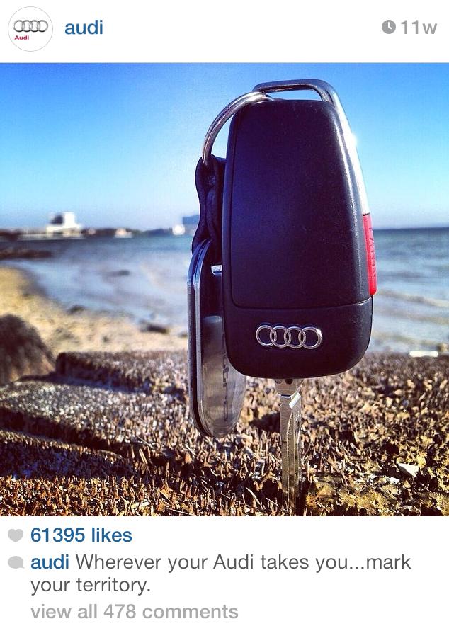 Audi-Insta