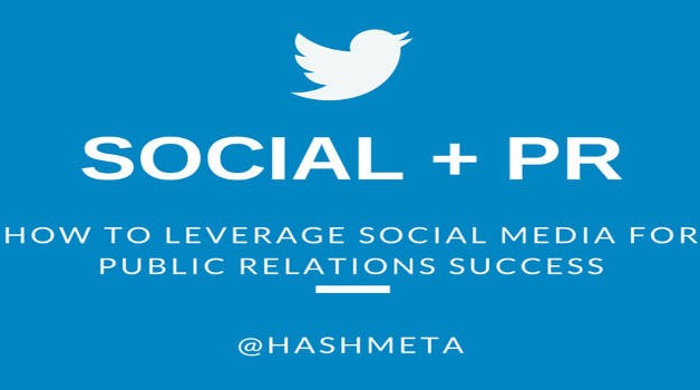 Social PR Success Hashmeta