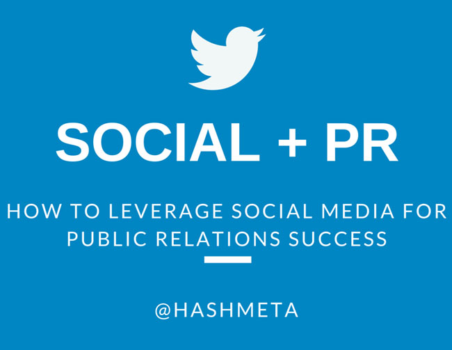Social Media For PR Success