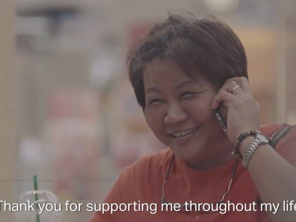 social media marketing - video marketing - Jurong Point Mother's Day Campaign - Hashmeta