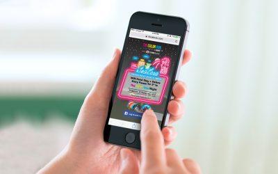 gamification marketing - gamification campaigns - CIMB Colour Run - Hashmeta